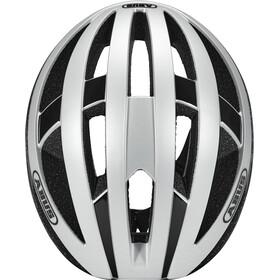 ABUS Viantor Road Helmet gleam silver
